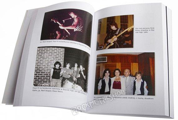 książka ANTHRAX -IAN SCOTT I'm the Man - Autobiografia tego gościa z Anthrax