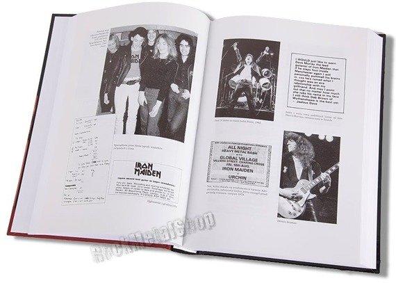 książka IRON MAIDEN - RUN TO THE HILLS autor: Mick Wall