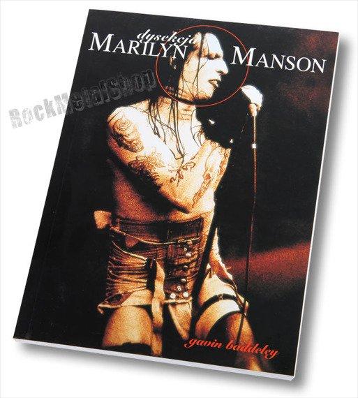 książka MARILYN MANSON - DYSEKCJA