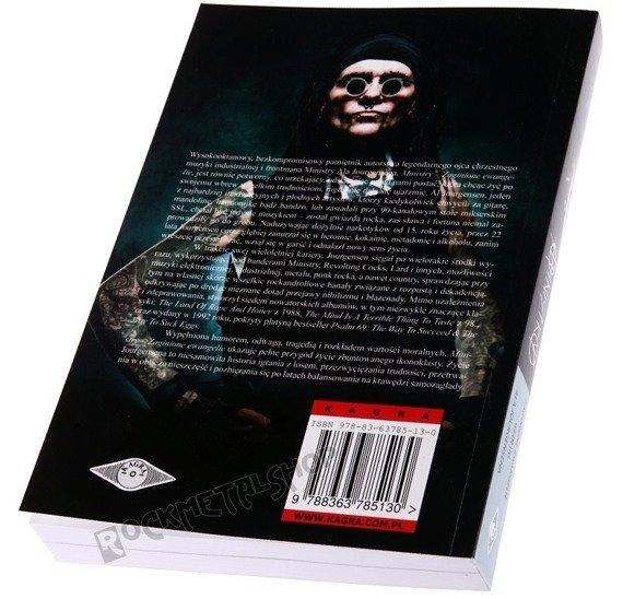 książka MINISTRY - Zaginione ewangelie według Ala Jourgensena