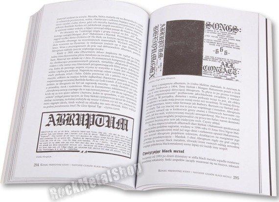książka SZWEDZKI DEATH METAL Daniel Ekeroth