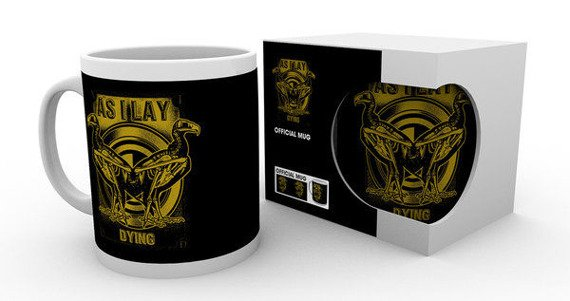 kubek AS I LAY DYING - VULTURE