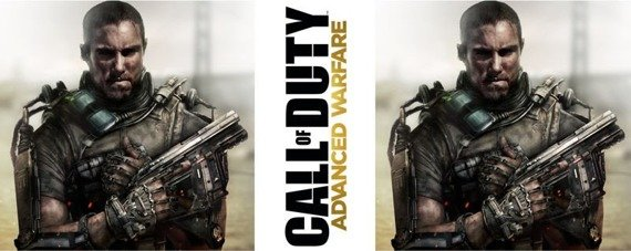 kubek CALL OF DUTY ADVANCED WARFARE - CHEST
