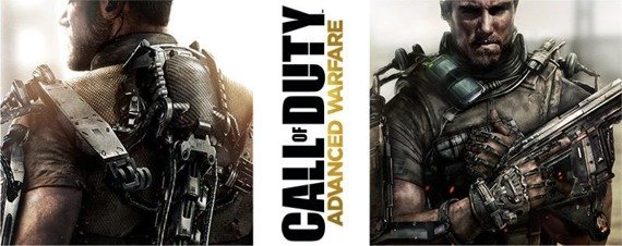 kubek CALL OF DUTY ADVANCED WARFARE - FRONT AND