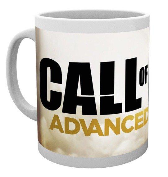 kubek CALL OF DUTY ADVANCED WARFARE - LOGO