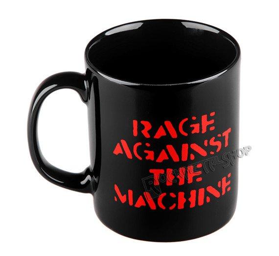 kubek RAGE AGAINST THE MACHINE - FIST/LOGO