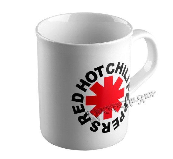 kubek RED HOT CHILI PEPPERS - ORIGINAL LOGO ASTERISK