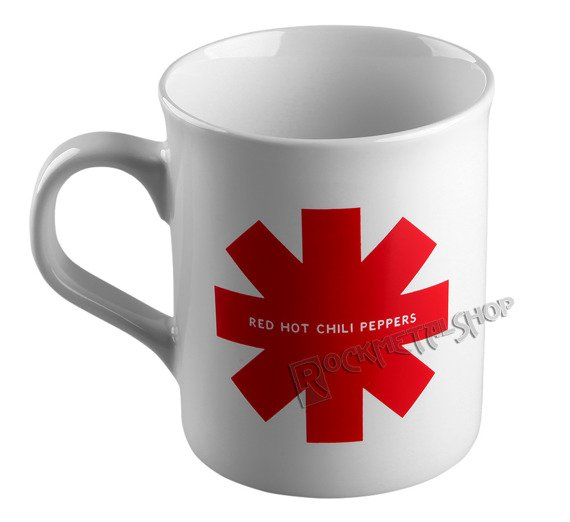 kubek RED HOT CHILI PEPPERS - RED ASTERISK