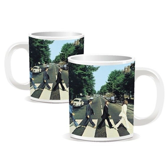 kubek THE BEATLES - ABBEY ROAD mini espresso 100 ml