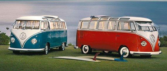 kubek VW - TWIN KOMBIS