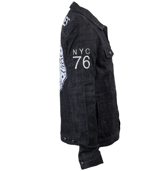kurtka RAMONES - SEAL DENIM JACKET