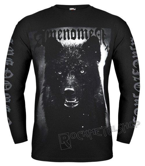 longsleeve AMENOMEN - BLACK WOLF (OMEN024LO)