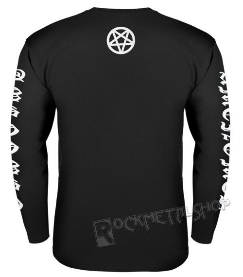 longsleeve AMENOMEN - PENTAGRAM BURN (OMEN067LO)