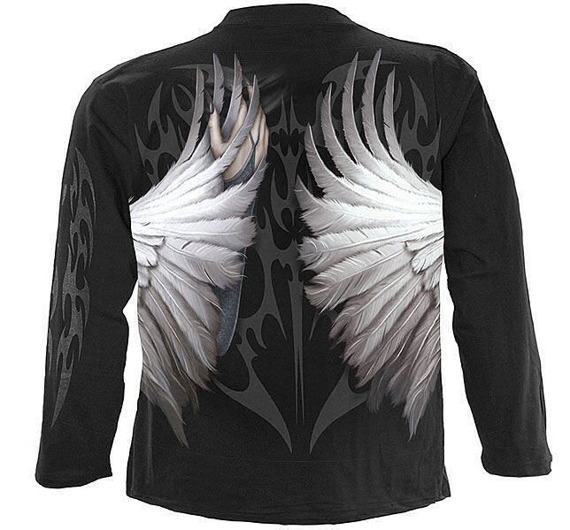 longsleeve ANGEL WRAP