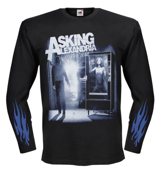 longsleeve ASKING ALEXANDRIA - FROM DEATH TO DESTINY