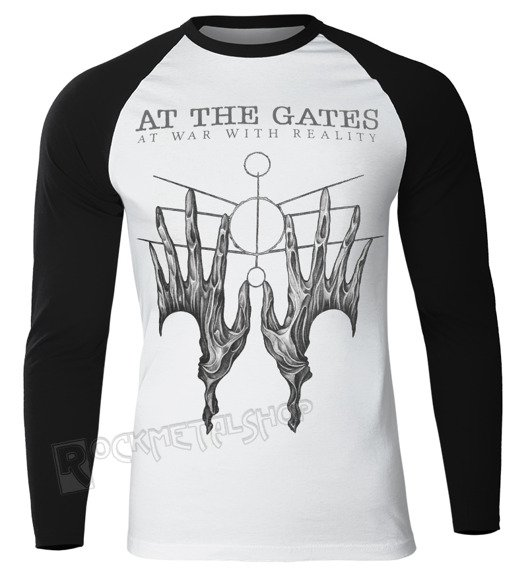 longsleeve AT THE GATES - AT WAR WITH REALITY