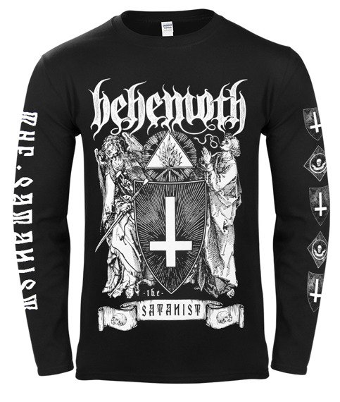 longsleeve BEHEMOTH - THE SATANIST
