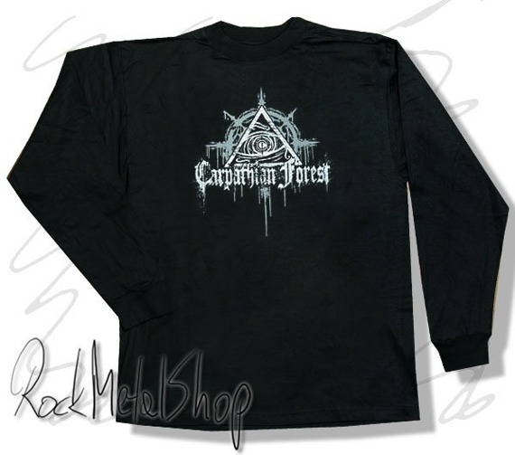 longsleeve CARPATHIAN FOREST - EYE LOGO