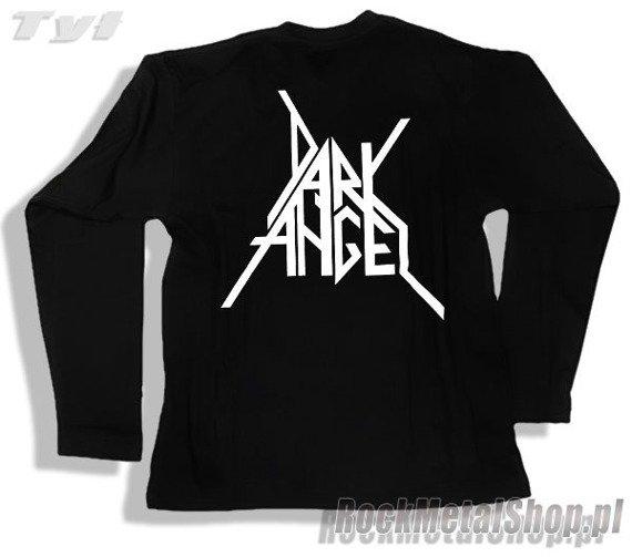 longsleeve DARK ANGEL - SKULL