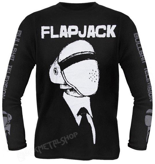 longsleeve FLAPJACK - KEEP YOUR HEADS DOWN