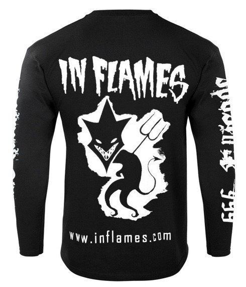 longsleeve IN FLAMES - DESTINATION CHAOS
