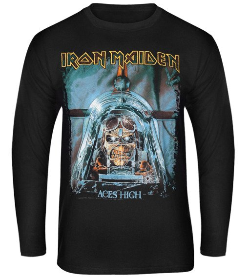 longsleeve IRON MAIDEN - ACES HIGH