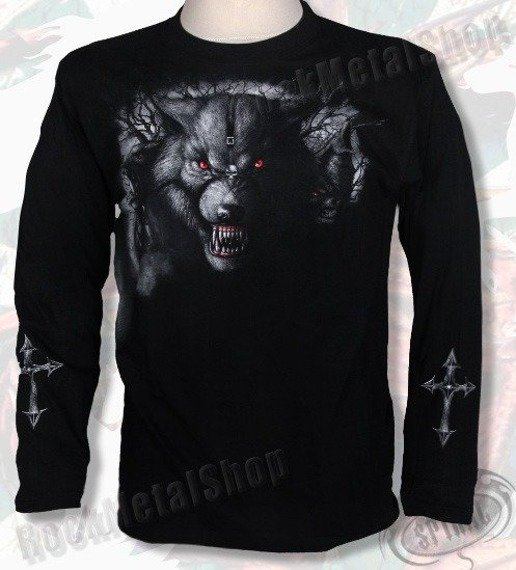longsleeve NIGHT OF THE WOLVES