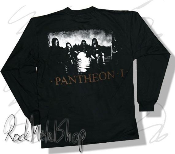 longsleeve PANTHEON I - BAND SHOT