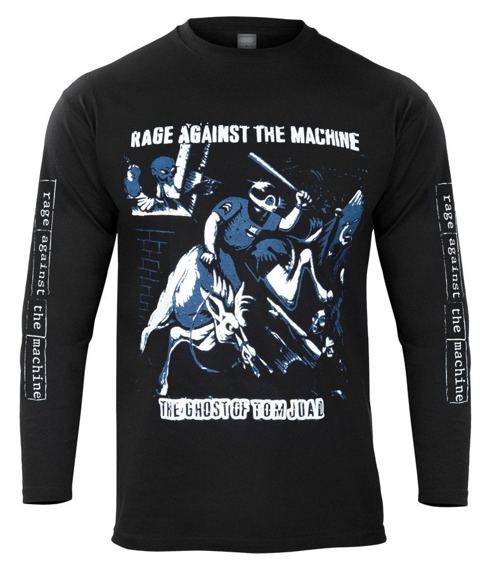 longsleeve RAGE AGAINST THE MACHINE - THE GHOST OF TOM JOAD