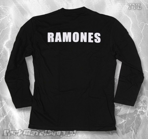 longsleeve RAMONES - BEAT ON THE BRAT