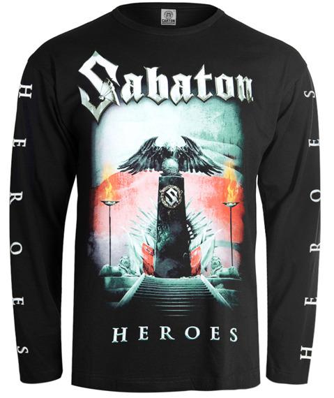 longsleeve SABATON - HEROES POLAND