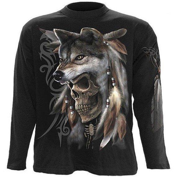 longsleeve SPIRIT OF THE WOLF