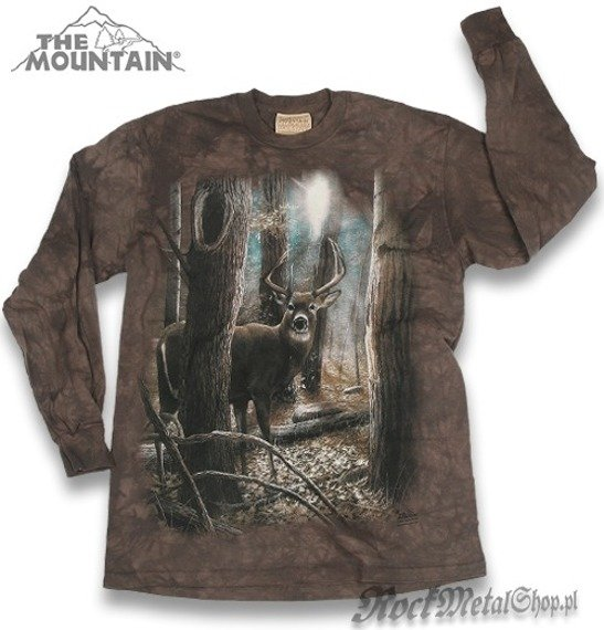 longsleeve THE MOUNTAIN - DEER