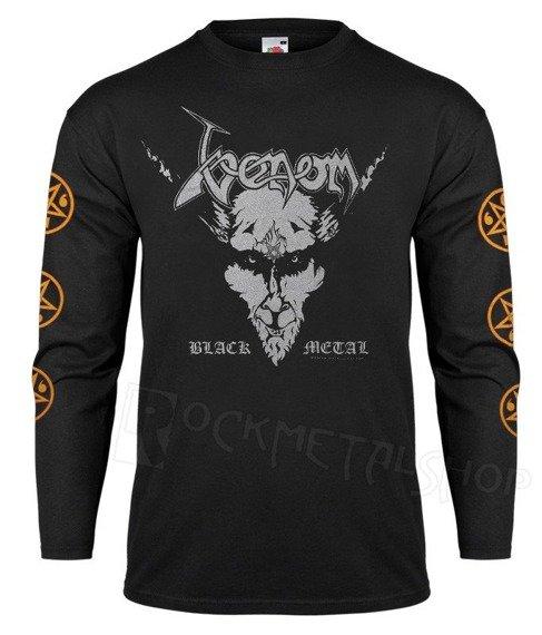 longsleeve VENOM - BLACK METAL
