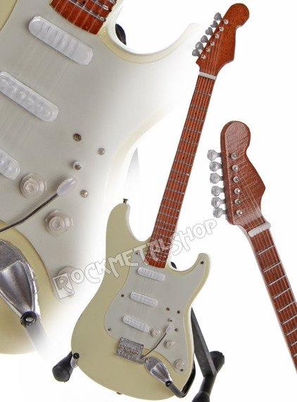 miniaturka gitary JIMI HENDRIX: WOODSTOCK '68 STRAT