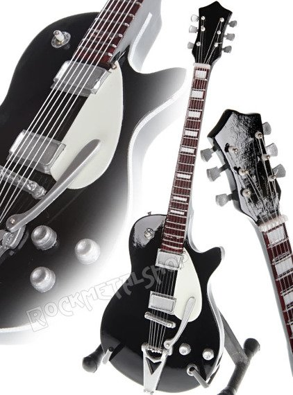 miniaturka gitary THE BEATLES - GEORGE HARRISON: GRETSCH 6128 DUO JET