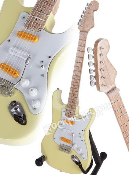 miniaturka gitary YNGWIE MALMSTEEN - STEELER STRAT