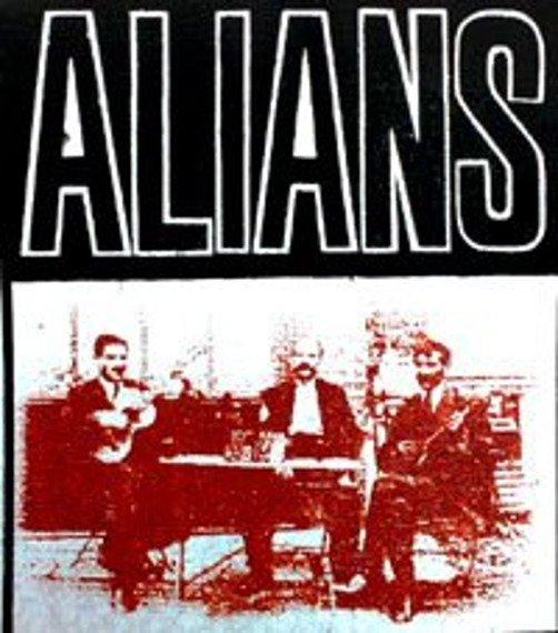 naszywka ALIANS