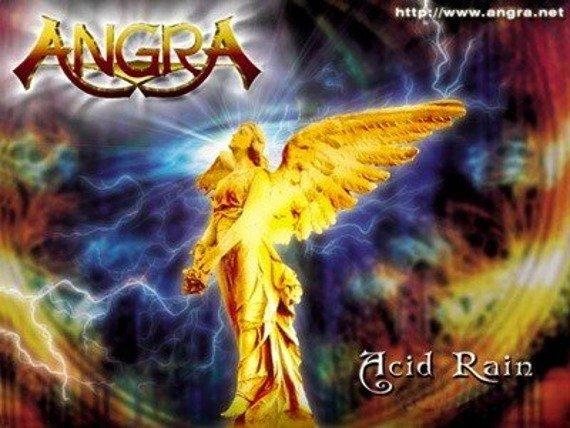 naszywka ANGRA - ACID RAIN