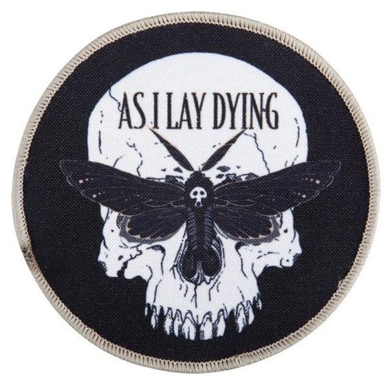 naszywka AS I LAY DYING