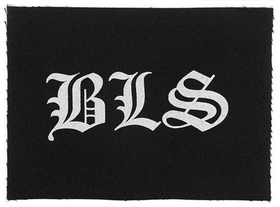 naszywka BLACK LABEL SOCIETY - BLS
