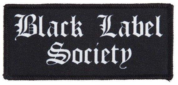 naszywka BLACK LABEL SOCIETY - LOGO