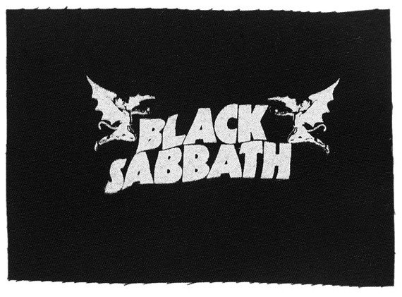 naszywka BLACK SABBATH