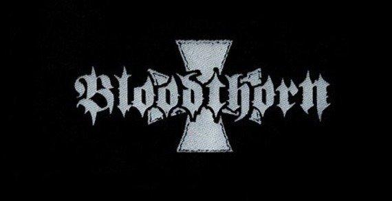 naszywka BLOODTHORN - LOGO