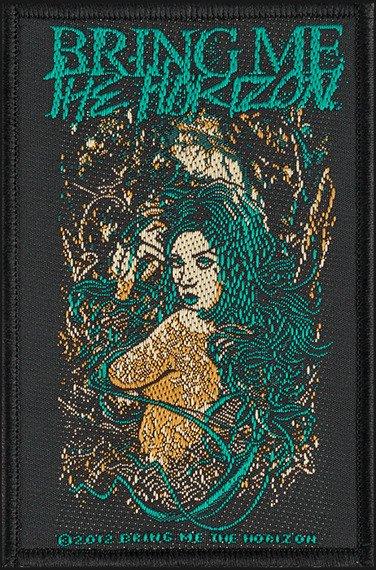 naszywka BRING ME THE HORIZON - FOREST GIRL