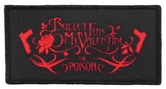 naszywka BULLET FOR MY VALENTINE - THE POISON