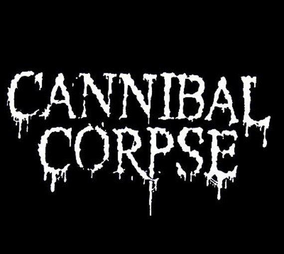 naszywka CANNIBAL CORPSE