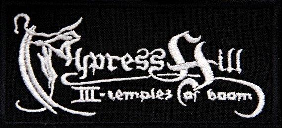 naszywka CYPRESS HILL