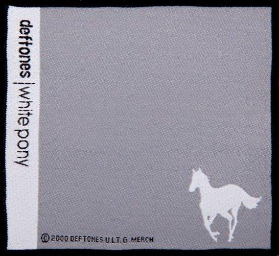 naszywka DEFTONES - WHITE PONY