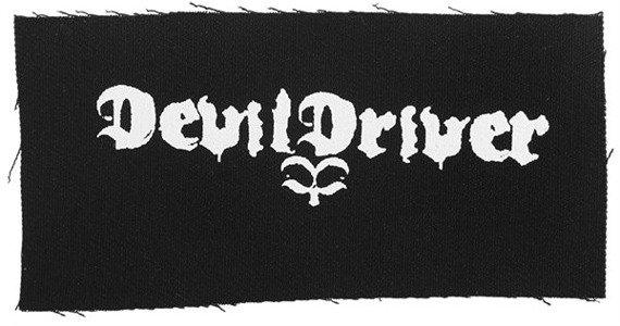 naszywka DEVILDRIVER - LOGO